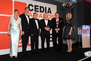 CEDIA AWARDS r