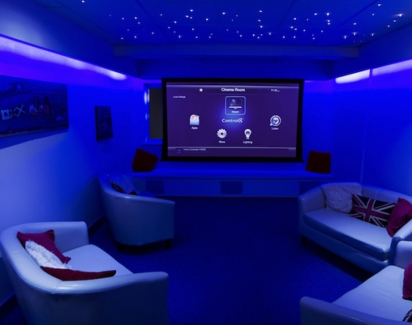 Home Cinema & Home Automation Specialists Yorkshire, UK