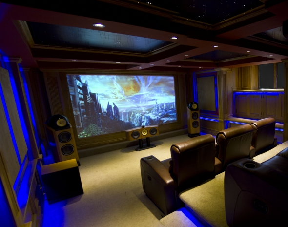 Home Cinema Home Automation Specialists Yorkshire Uk