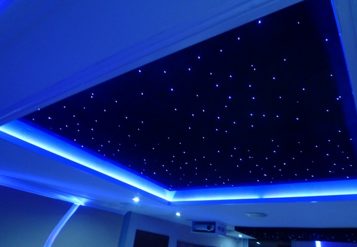 Home Theater Ceiling Light Panels