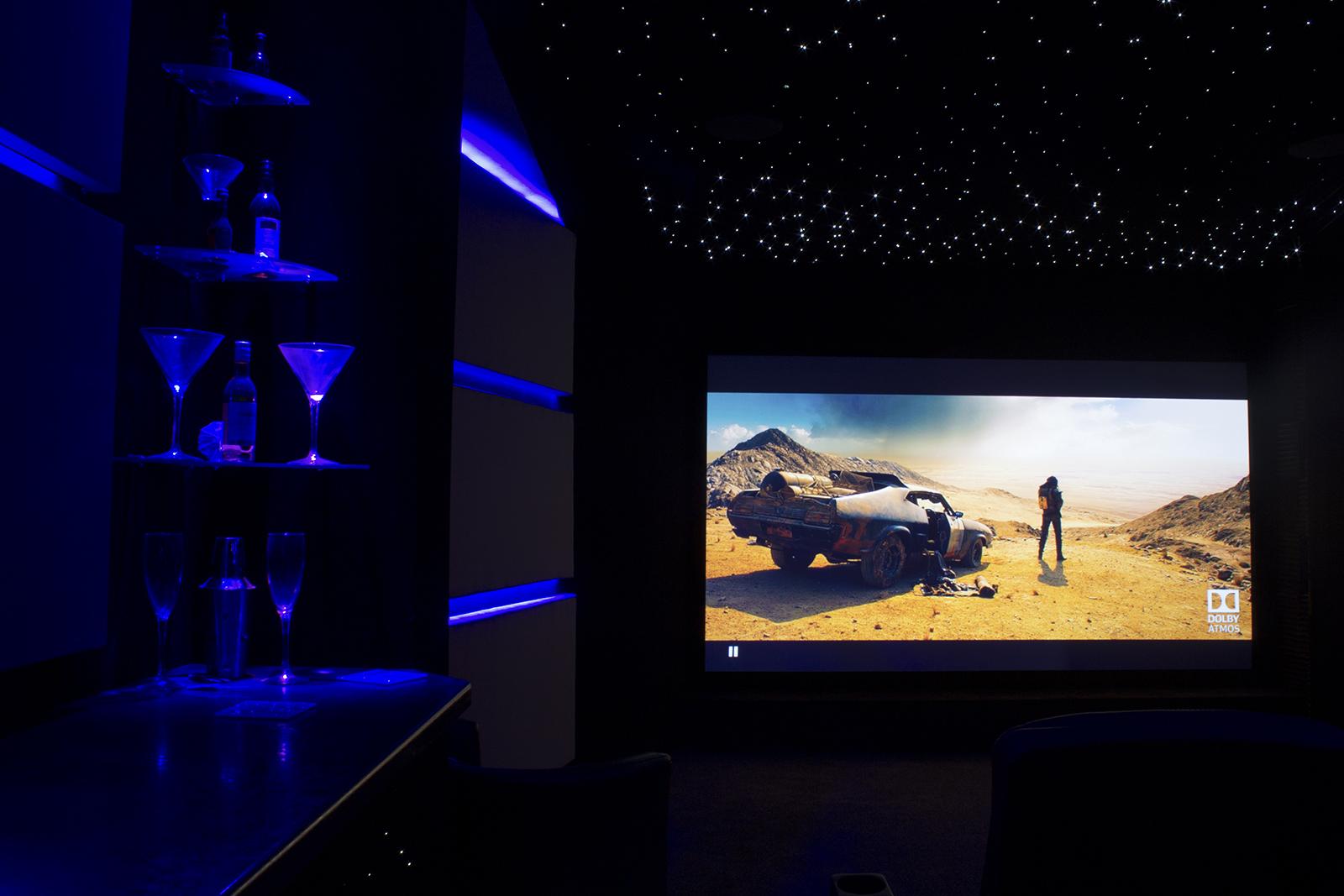 Play showroom video